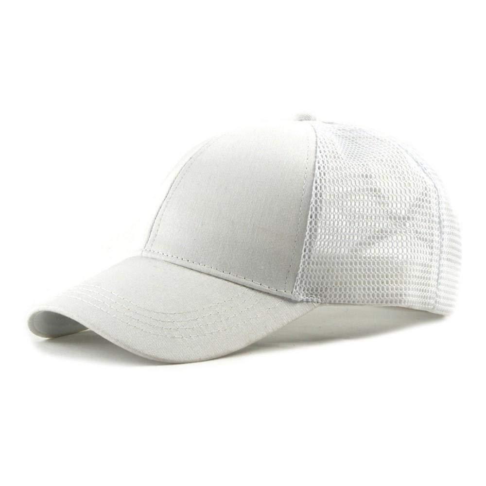 Sombrero de Camionero de Franela de algodón con Espalda de Malla ...