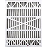 BestAir A201-SGM-BOX-11R Furnace Filter, 20 x 25 x 6, Aprilaire Replacement, MERV 11, 2 pack