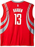 Kyпить NBA Houston Rockets James Harden #13 Men's Replica Jersey, XX-Large, Red на Amazon.com