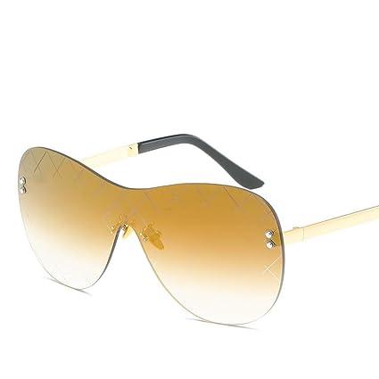 BiuTeFang Gafas de Sol Mujer Hombre Polarizadas Moda Color Hombres Gafas de Sol Gafas de Sol