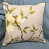 American country-style pillow cotton and linen cushion pillowcase for sofa and bed -A 55x55cm(22x22inch)VersionB