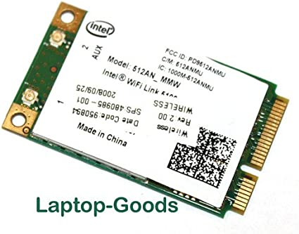 For HP 512AN-MMW 5100 WLAN WIFI Wireless Network Card 480985-001