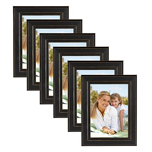 5x7 picture frames bulk black - 1