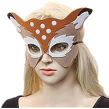 VESNIBA Sexy Elegant Eye Face Mask Masquerade Ball Carnival Fancy Party