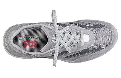 SAS Men's, Journey Mesh Walking Sneakers Gray