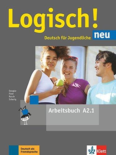 Logisch neu in Teilbanden: Arbeitsbuch A2.1