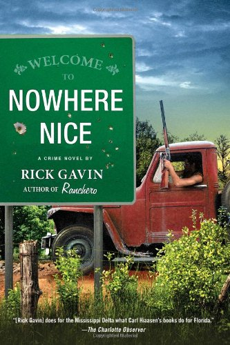 Nowhere Nice (Nick Reid Novels)