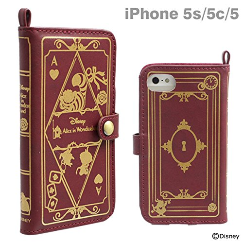 Old Book Case Disney Iphone : Disney characters old book iphone s c case alice in
