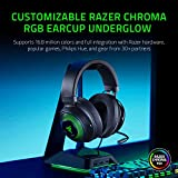 Razer Kraken Ultimate RGB USB Gaming Headset: THX