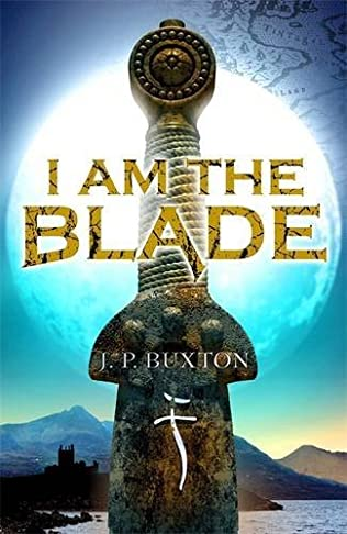 book cover of I Am the Blade