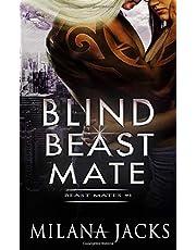 Blind Beast Mate: New Adult Alien Romance