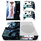 Cheap Titan Fall 2 Vinyl Skin Decal for Xbox One Slim Edition