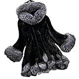 Best Fur Coats - WHZZ Women Long Sleeve Winter Jacket Parka Outwear Review