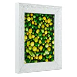 Craig Frames Renaissance, Pearl White Picture Frame, 20 by 30-Inch