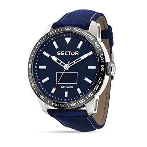 Sector R3251575011 men's quartz wristwatch