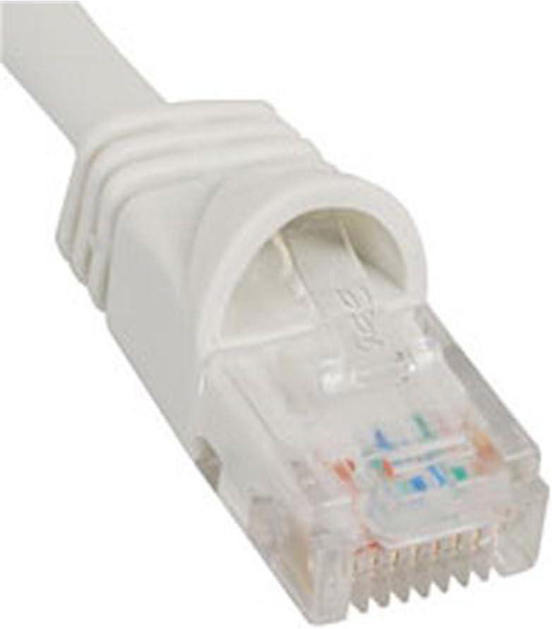 White ICC PatchCord 10 Cat5E