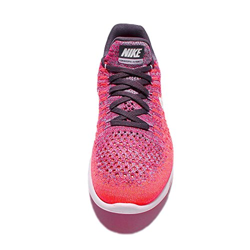 2 W Flyknit Korall Lunarepic Lila Weiß Low Nike Nike anwx71qSq