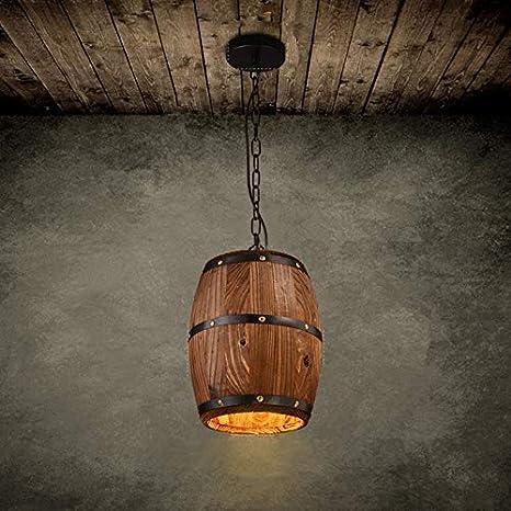 SGWH Candelabros, lámpara de techo, anillo de sombra, luz ...