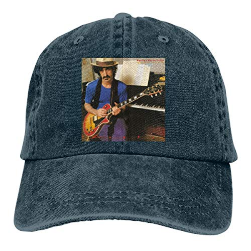 JamesMSmit Frank Zappa Shut Up 'n Play Yer Guitar Unisex Fashionable Sun Hat,Baseball Cap,Adjustable,Classic Hat