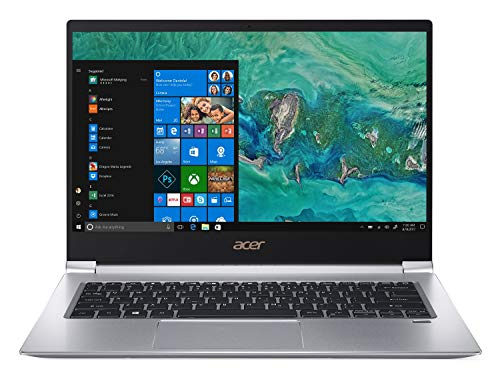 "Acer Swift 3 SF314-55-55UT Laptop, 14"" Full HD, 8th Gen Intel Core i5-8265U, 8GB DDR4, 256GB PCIe SSD, Gigabit WiFi, Back-Lit Keyboard, Windows 10"
