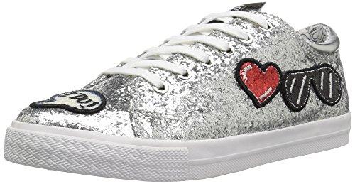 free shipping cheapest price low price online Love Moschino Women's Ja15213g15ih090b Sneaker Nickel for sale how much cheap online how much online 8Jndi