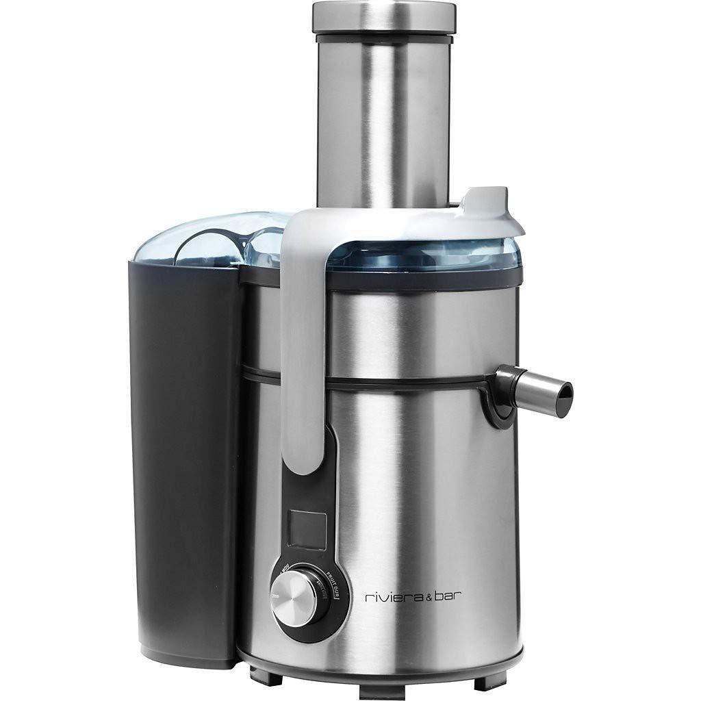 RIVIERA & BAR PCJ670 - Licuadora digital (acero inoxidable ...