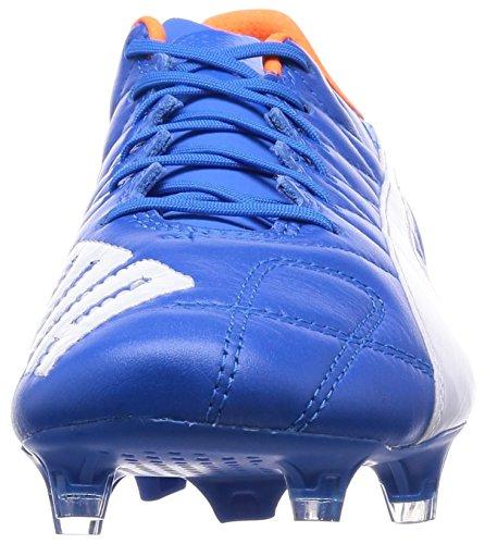 Football Lth Sl Homme Chaussures De Fg Bleu Puma En Evospeed Cuir Pour 1qwHHU