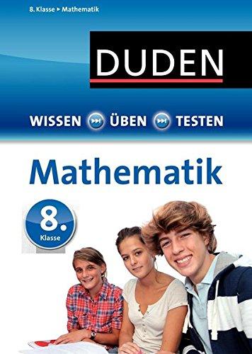 Wissen   Üben   Testen  Mathematik 8. Klasse