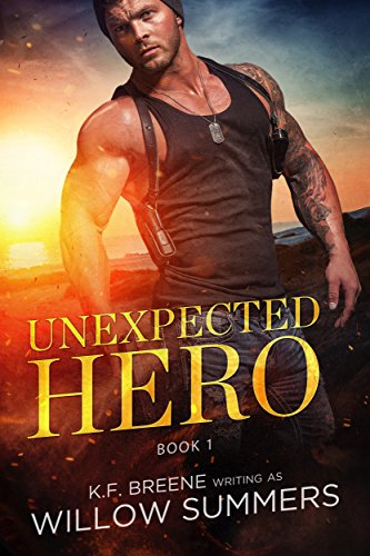 Unexpected Hero Skyline Trilogy Book ebook product image