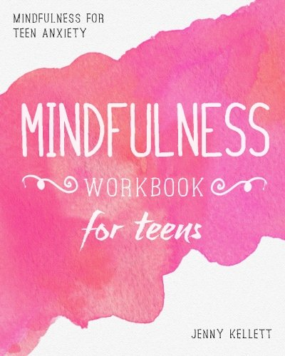 Mindfulness Workbook Teens Teen Anxiety product image