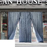 [winter],thicken,keep warm,curtain/wind and air conditioner curtain/partition curtain/dormitory bedroom soundproof insulation curtain son-C 100x200cm(39x79inch)