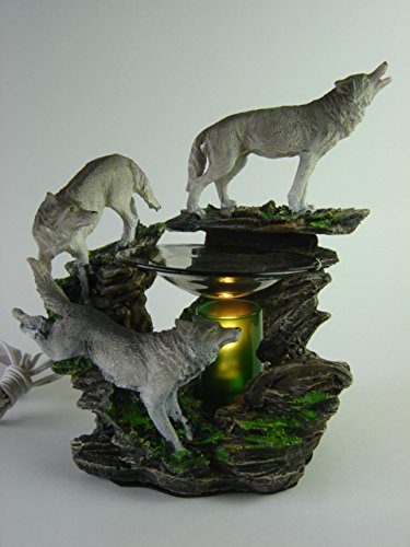 wolf electric candle warmer - 5
