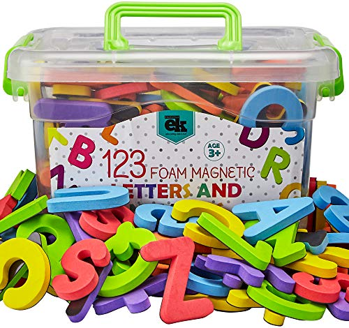Magnetic Alphabet Letters Foam - 4