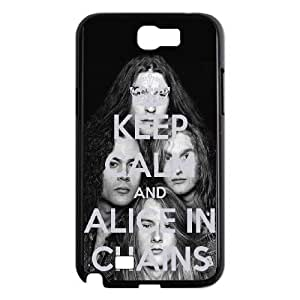 Alice In Chains For Samsung Galaxy Note 2 N7100 Csae protection phone Case FX264952