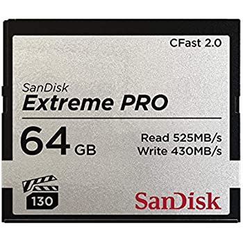 Amazon.com: Sandisk Extreme Pro - Flash memory Card - 128 GB ...
