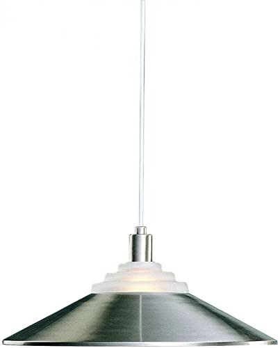 Dolan Designs 100-09 1Lt Satin Nickel Pinnacle 1 Light Pendant,