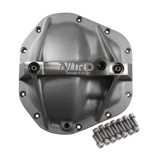 Nitro (NP1813) Aluminum Heavy Duty Girdle Cover for Dana 70/70U/70HD