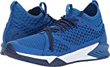 PUMA Men's Ignite XT Netfit Cross Trainer, Lapis Blue White, 9.5 M US