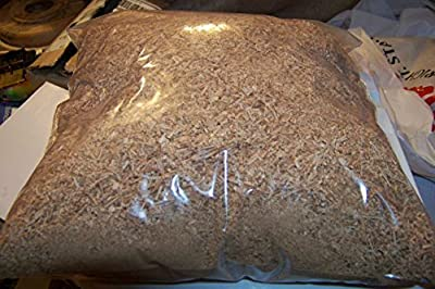 BBQ TRI Gallon Bag Shaved Red Oak Smoking Wood Chips 4 Outdoor & Stovetop Smokers from BBQ TRI
