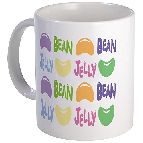 CafePress - Jelly Beans Mug - Unique Coffee Mug, Coffee Cup