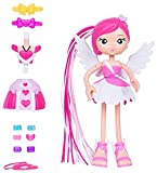 Betty Spaghetty Mix and Match Cupid Betty to Lovely Hearts Betty Doll 6.5'