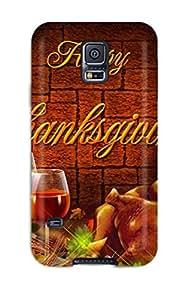 AnnDavidson UKBwHEs8064dOEyO Case Cover Skin For Galaxy S5 (thanksgiving Disney )