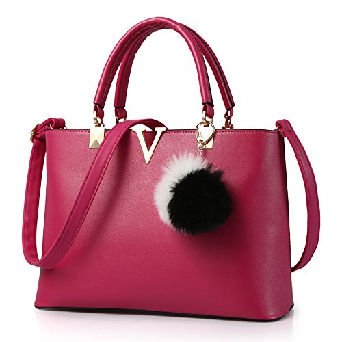 Bag Bags Lady Bag Bags Trend JPFCAK PU Ms Handbag Fashion Shoulder A Hand Crossbody qCYRHxYw