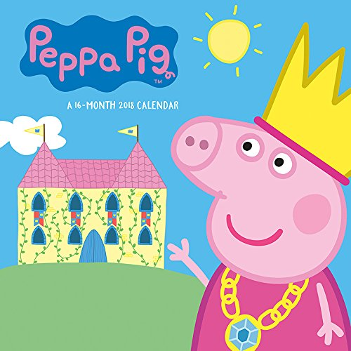 Download Peppa Pig 2018 Wall Calendar pdf