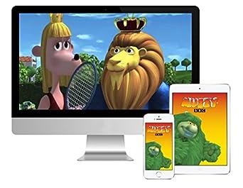 Inglés para niños Muzzy BBC DVD y cursos en línea - Juegos y ...