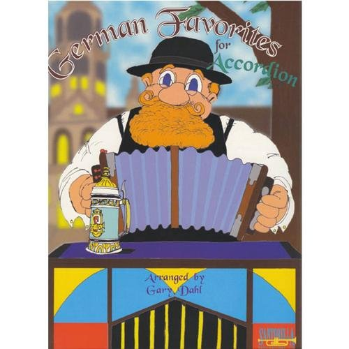 (Santorella Publications German Favorites for Accordion)