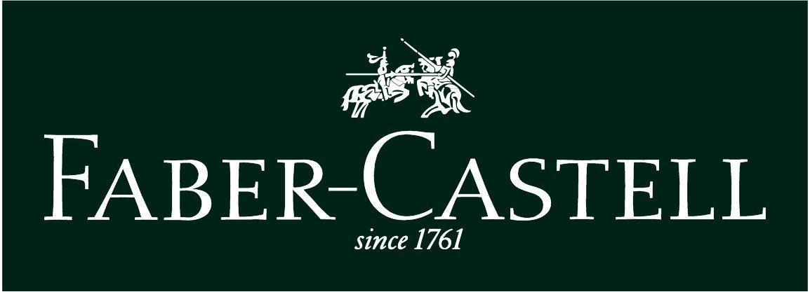 Compasso a regolazione rapida Faber-Castell 174434 colore: Nero 5 Pezzi