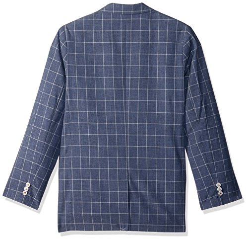 Tommy Hilfiger Big Boys' Blazer, Moody Blue, 12 by Tommy Hilfiger (Image #2)