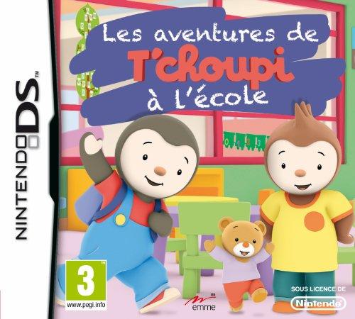 Les Aventures de T'Choupi à l'école