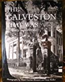 The Galveston That Was, Howard Barnstone, 0892633263